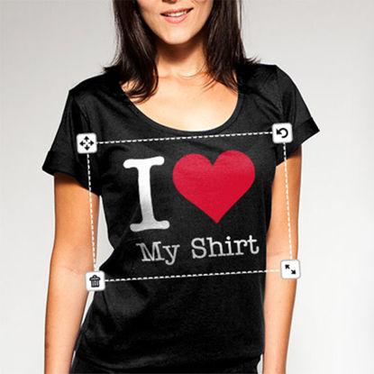 Custom T-Shirt resmi