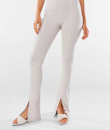 Yırtmaç Detaylı Pantolon resmi